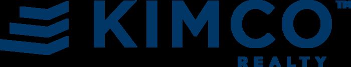 2017 Kimco Logo Blue On Transparent