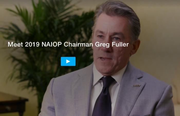 NAIOP Chairman's Welcome