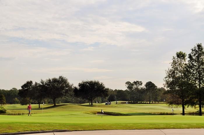 2019 Golf Tournament Cover
