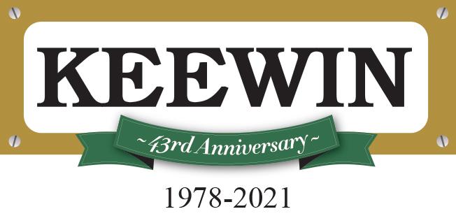 Kere 43rd Anniversary Logo Dates
